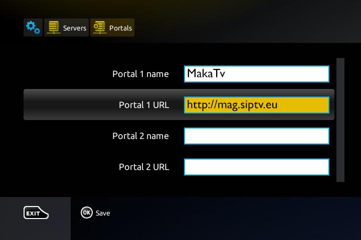 konfigurimi i mag 250 për iptv Konfigurimi i MAG 250 për IPTV portal config mag 250